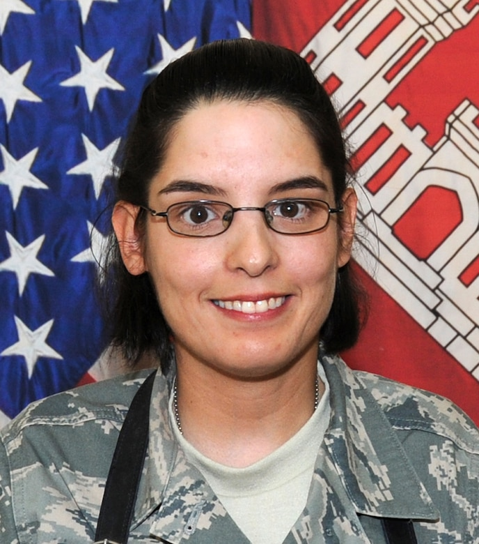 KANDAHAR, Afghanistan.- Staff Sgt. Laura Burton was deployed to Afghanistan from April 17, 2010 to Nov. 25, 2010. (Courtesy photo)