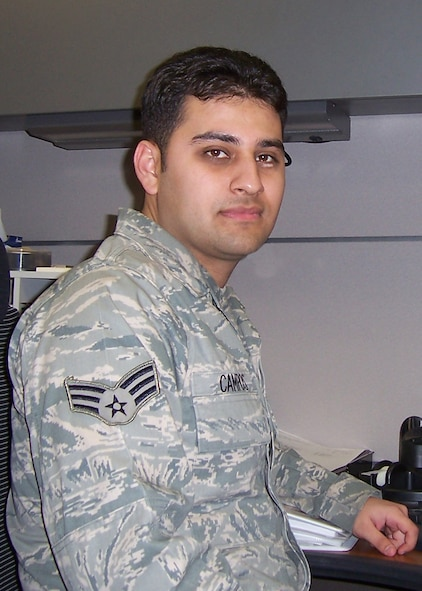 Senior Airman Ricardo Campos, 51st Medical Support Squadron