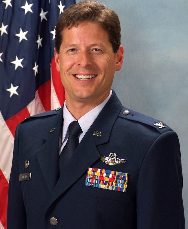 Col. Courtney Arnold is the vice commander of the 302nd Airlift Wing, Air Force Reserve. (U.S. Air Force photo)