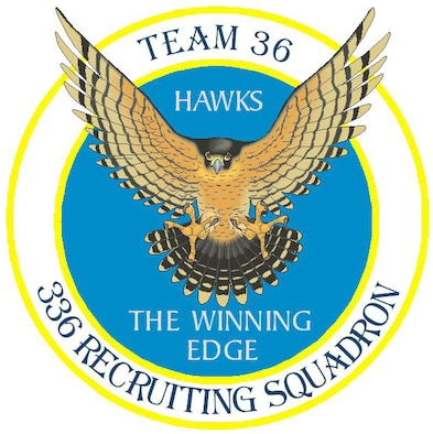 The 336th Recruiting Squadron is located at Moody Air Force Base, Ga.