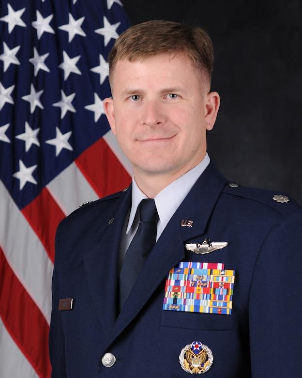 Lt. Col. Anthony Carr
