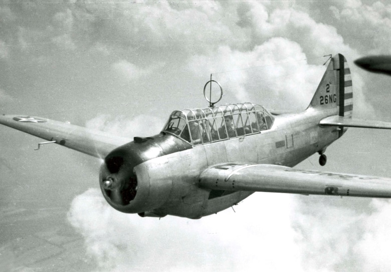 OA-47 observation/patrol aircraft. A pre-World War II design, it was suceeded by the