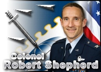 Col RH Shepherd