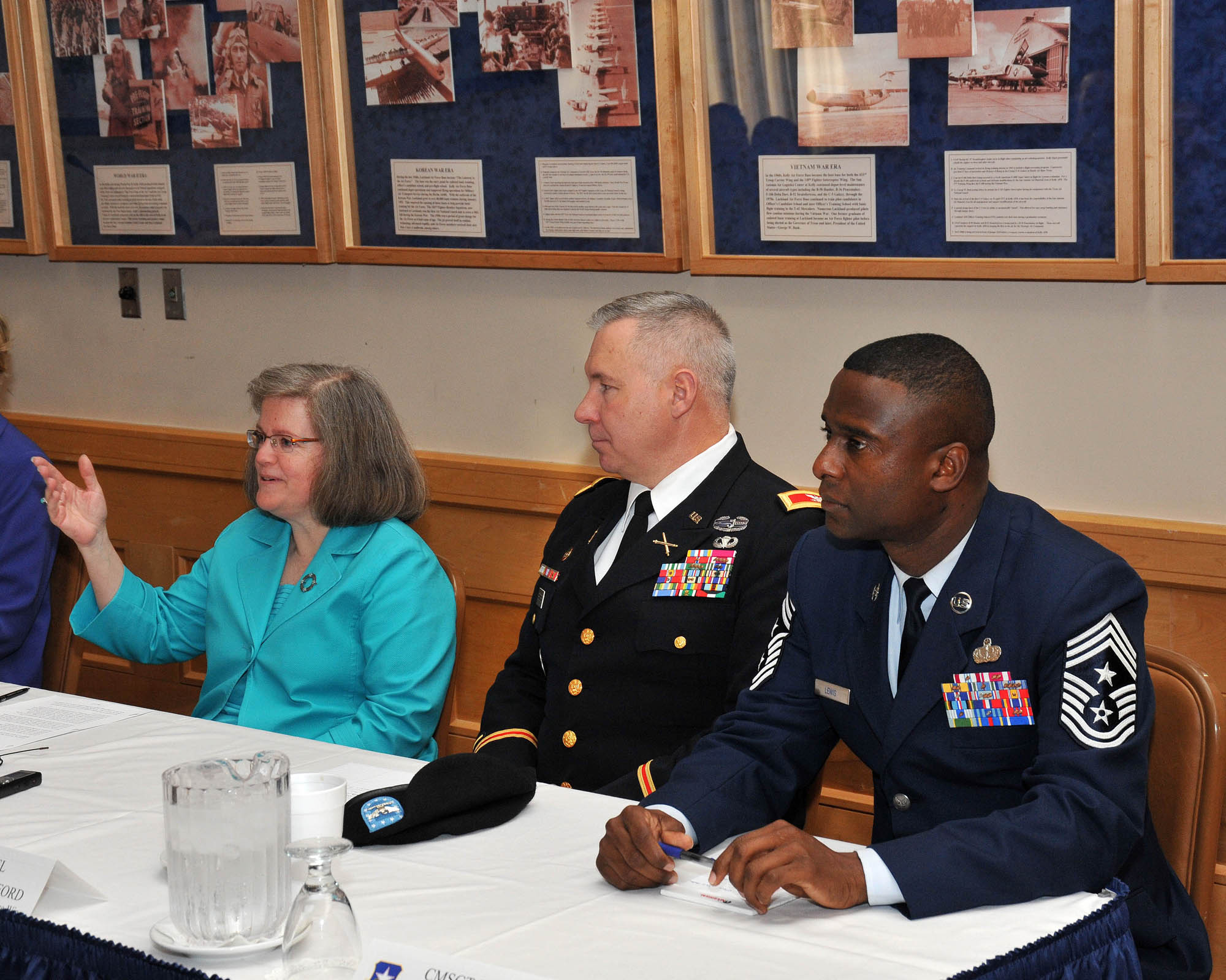 Joint base san antonio news photos - Office of the consumer protection board ...