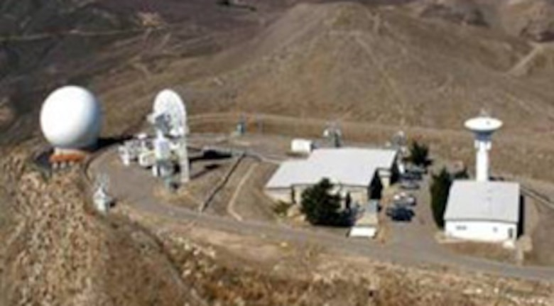 The Oak Mountain Telemetry Site at Vandenberg AFB is part of the Launch and Test Range System managed by SMC.