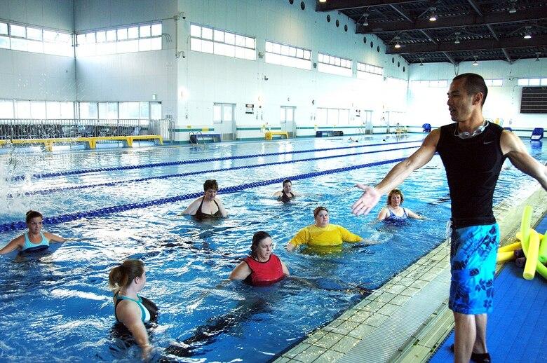 arthritis rehabilitation pool thepary