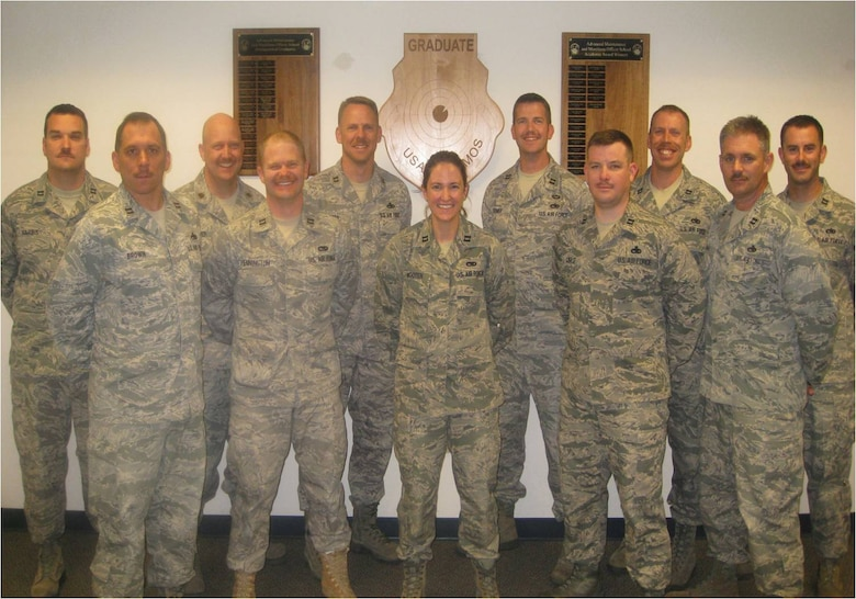 Good The U.S. Air Force Advanced Maintenance And Munitions Officer School Air  Expeditionary Force Combat Support Course