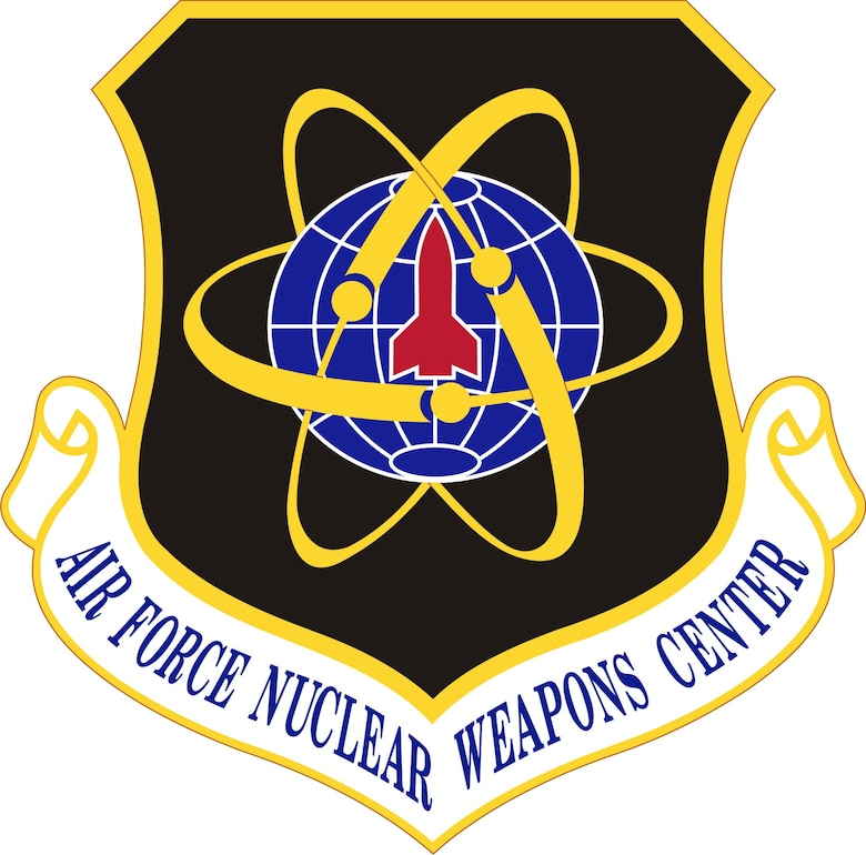 Air Force Nuclear Weapons Center Emblem