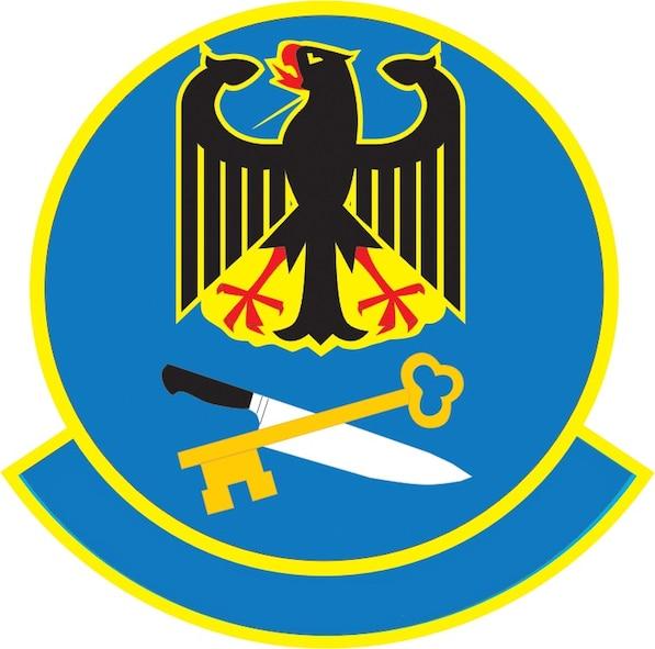 377th Force Support Squadron Emblem