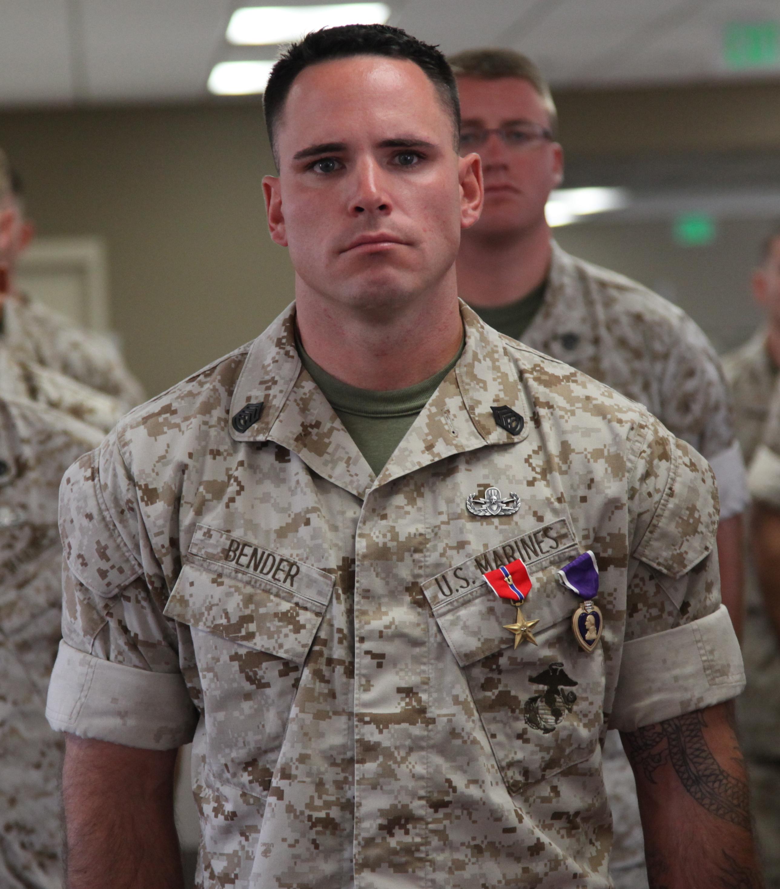 EOD Marines awarded for bravery under fire > 1st Marine ...
