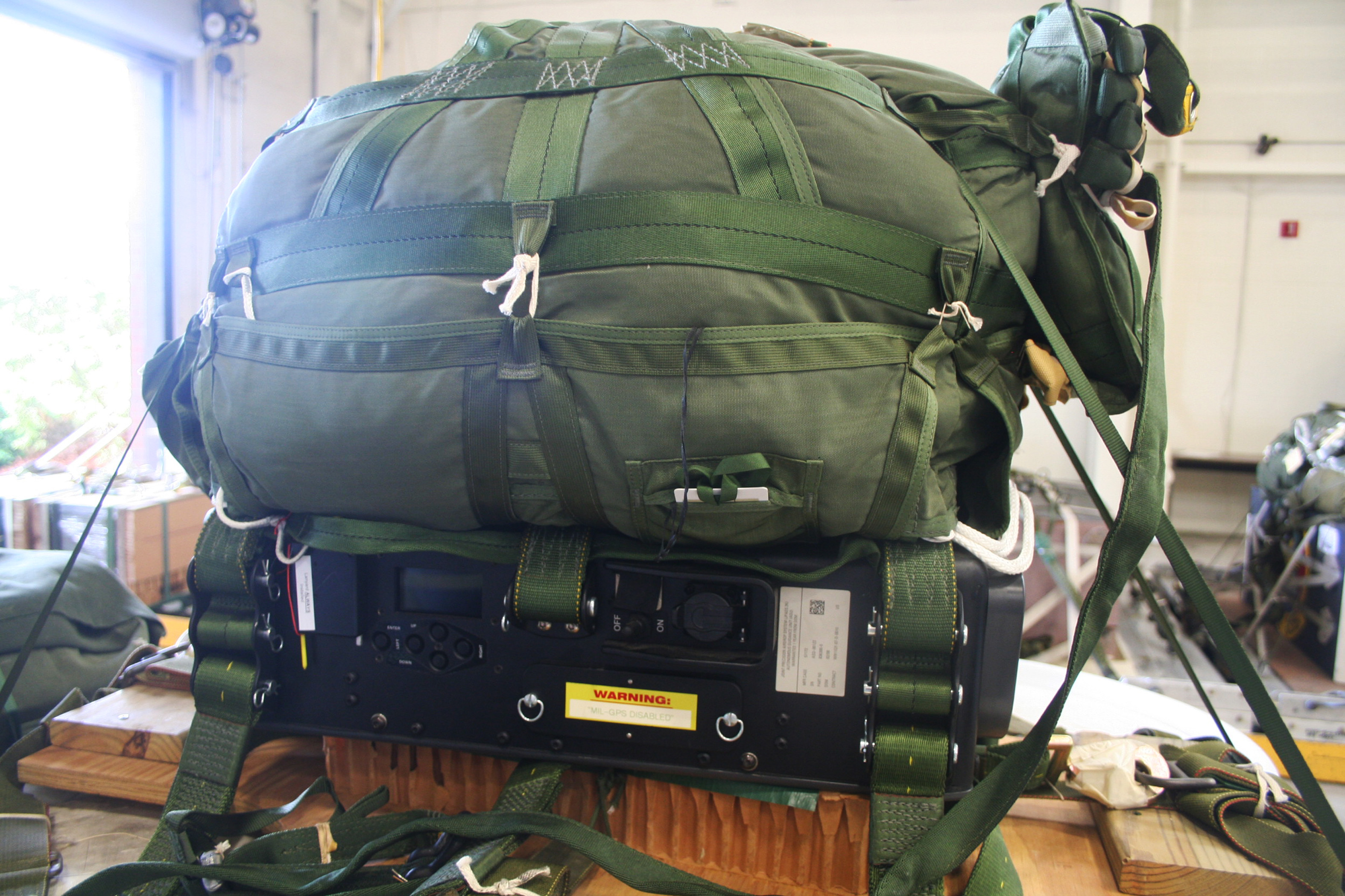 'precision' Airdrop Systems Are Growing For Future Ops