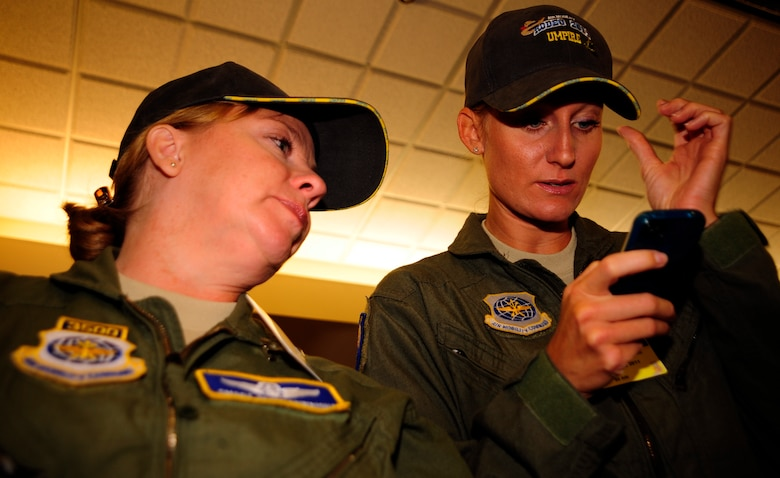 Air Force Flight Attendants Hold First Culinary Arts