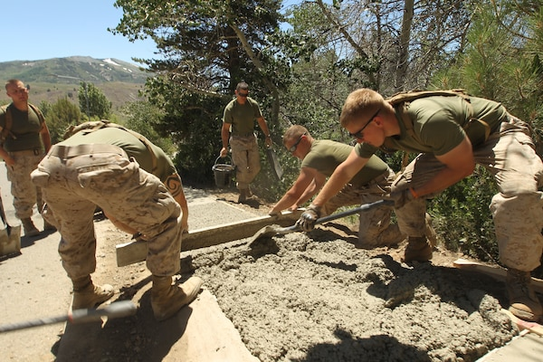 Engineers a crucial cog in the machine at Javelin Thrust > Marine ...