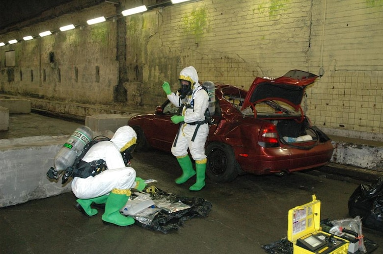 CBRN Challenge 2011 showcases emergency response