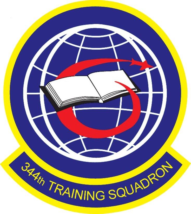 344th Training Squadron Emblem