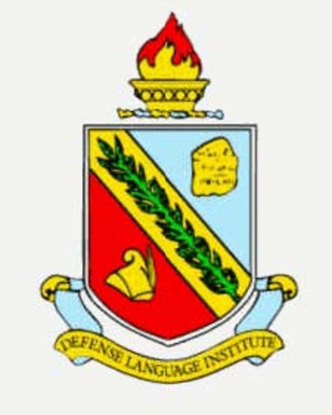 Defense Language Institue English Language Center Squadron Emblem