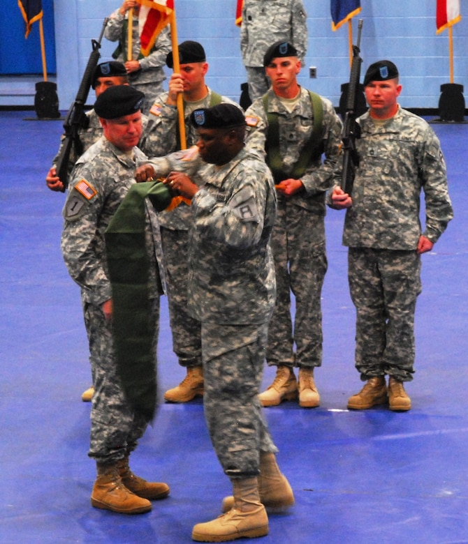 174th Infantry Brigade bids farewell to Fort Drum > Joint