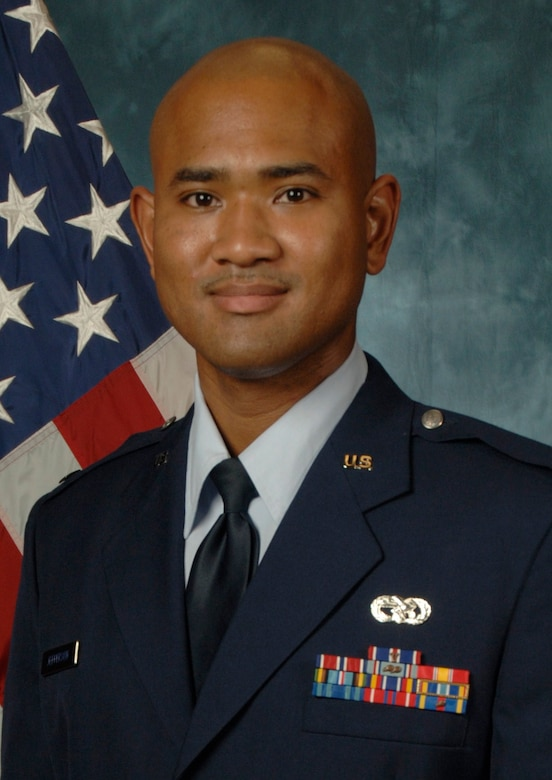 First Lt. Roy Jefferson, 628th Missions Support Group executive officer