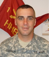 Pfc. Christopher Fishbeck died June 6, 2011, 1st Battalion, 7th Field Artillery, 2nd Heavy Brigade Combat Team, 1st Infantry Division