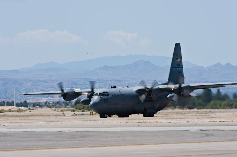 NELLIS AIR FORCE BASE, Nev.--