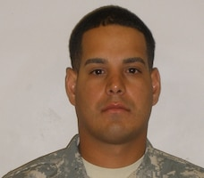 Spc. Marcos Cintron died June 16, 2011, 1st Battalion, 7th Field Artillery, 2nd HBCT