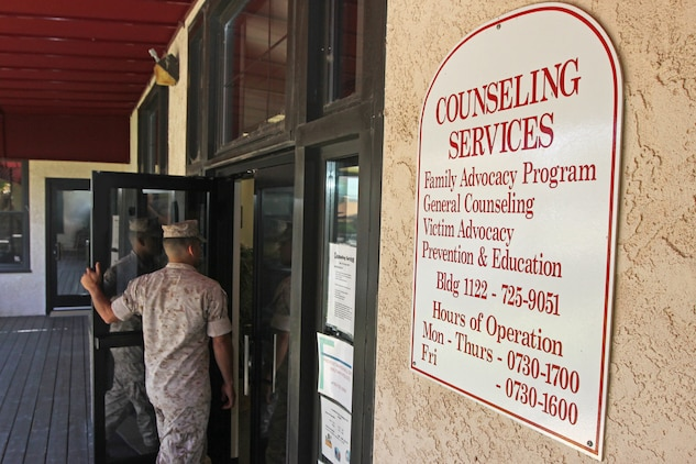 Combat Awareness Month gives hope to war fighters > Marine