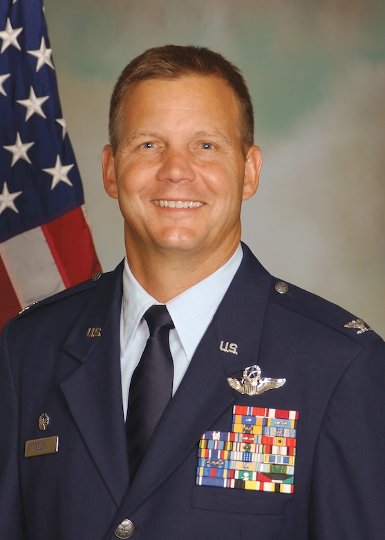 Col. Scott L. Kelly is the Commander of the 175th Wing, Maryland Air National Guard, Baltimore, Maryland