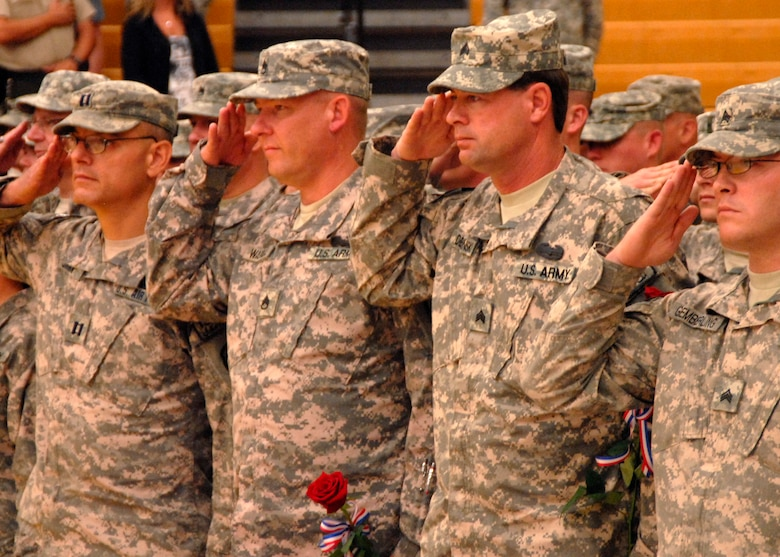 First Joint Iowa Army And Air National Guard National Guard Unit