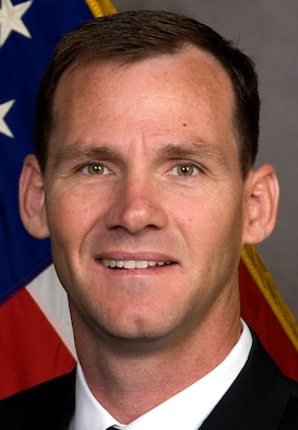 Cmdr. Kevin H. Delano, 33rd Flying Training Squadron commander