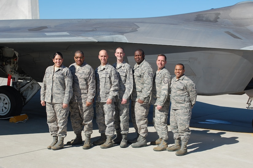 The U.S. Air Force Blue Aces