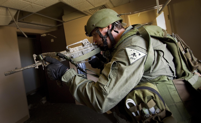 Special operations helmet