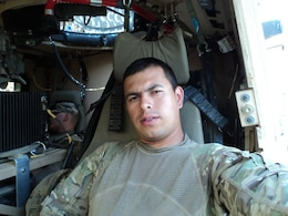 Pfc. Gustavo Adolfo Rios-Ordonez died June 20, 2011, 4th Squadron, 4th Cavalry, 1st HBCT, 1st ID