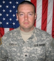 Spc. Nicholas Hensley died June 24, 2011, 4th Squadron, 4th Cavalry, 1st Heavy Brigade Combat Team