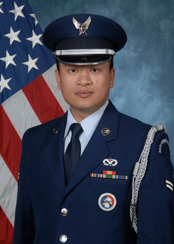 Airman 1st Class Michael Ang, 628th Civil Engineer Squadron
