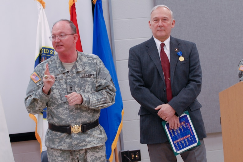 99th Rsc Honors An Exceptional Civilian Joint Base Mcguire Dix