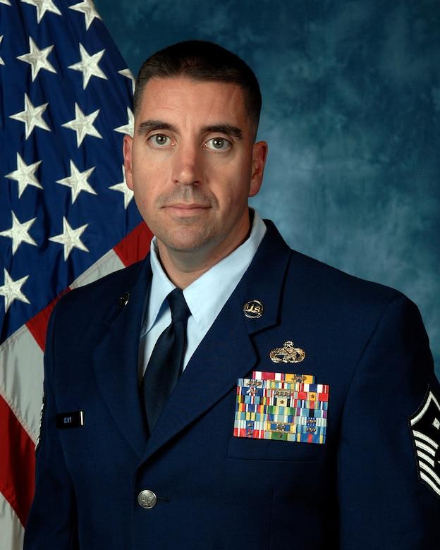 Master Sgt. Hart