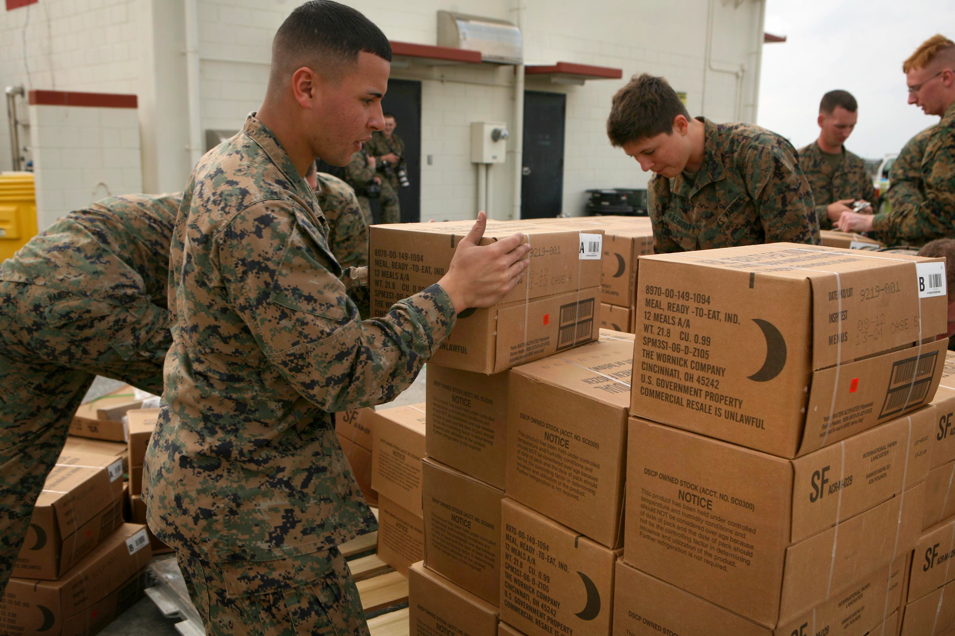 Navy or Marine Corps who on the day before the effective date of..