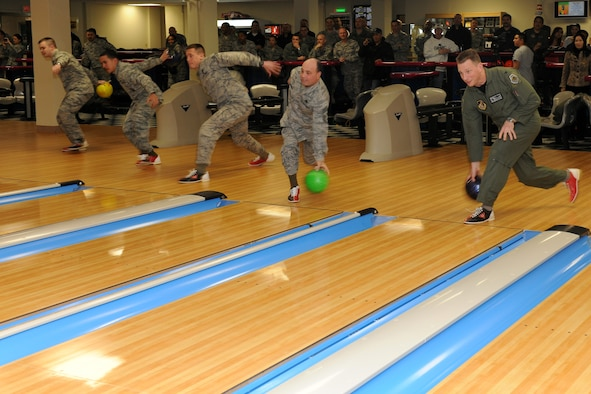 Bowling Ball Weight Chart: Kunsan7s 7Take It North7 bowling lanes open following roof repair ,Chart