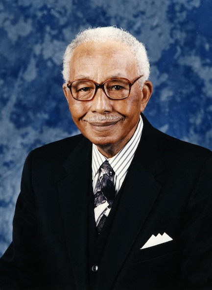 Charles C. Carson, Sr. (August 19, 1925-August 8, 2002), a civilian mortician for the U.S. Air Force and namesake for the Charles C. Carson Center for Mortuary Affairs.