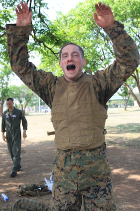 mcmap attack vmfa aw 533 marines endure before gain
