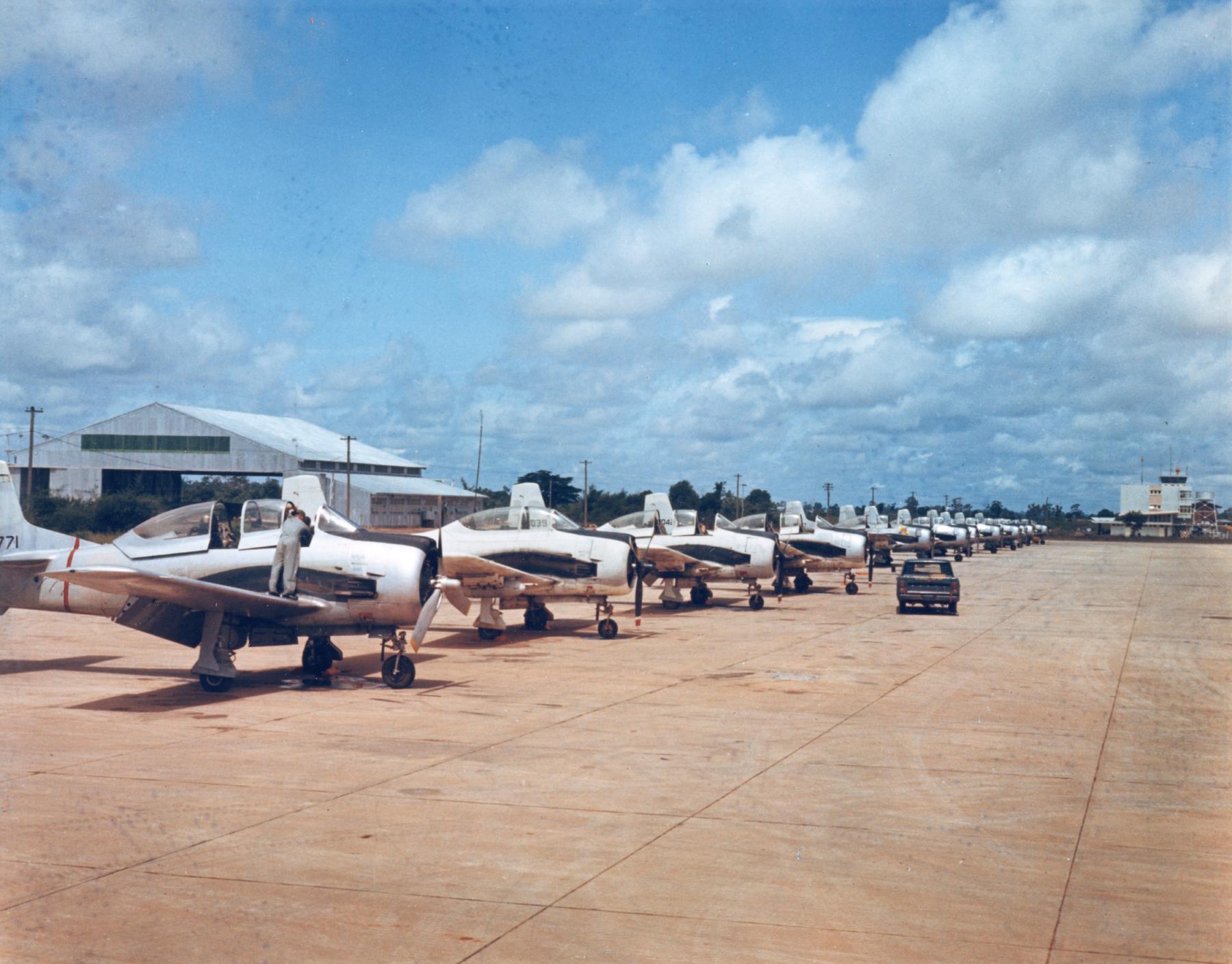 Laos: Plain of Jars > National Museum of the US Air Force™ > Display