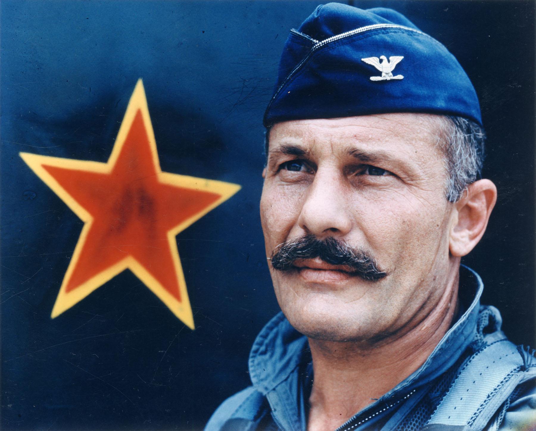 Image result for Brig. Gen. Robin Olds