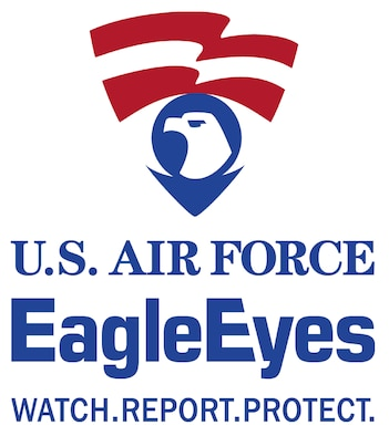 Eagle Eyes Image (U.S. Air Force graphic)