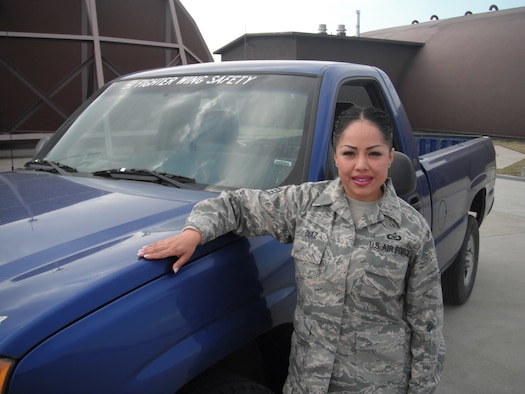 Staff Sgt. Wynee Diaz, 51st Fighter Wing Safety