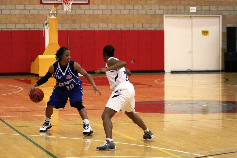 AF men, women capture basketball championships > Air Force ...