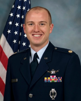 SCHRIEVER AIR FORCE BASE, Colo. -- Maj. Thomas Smicklas, 50th Comptroller Squadron commander. (U.S. Air Force photo)