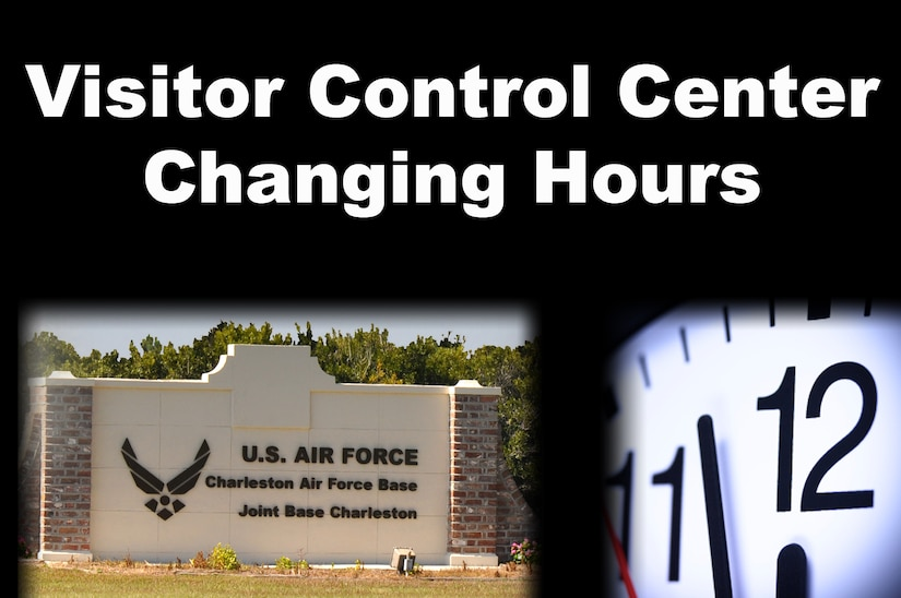 Joint Base Charleston - Air Base Visitor's Center announces new hours
