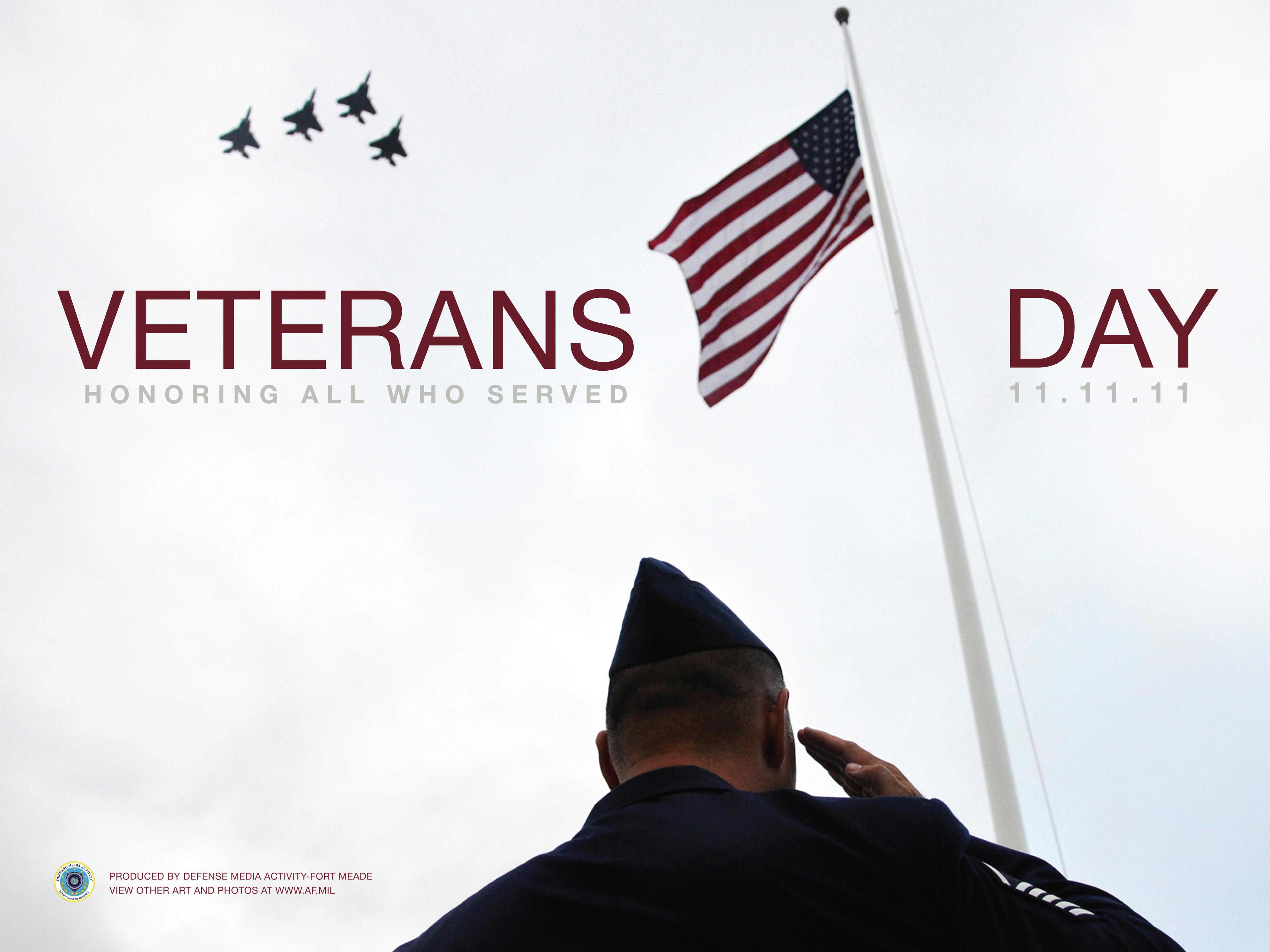 Veterans day essay question
