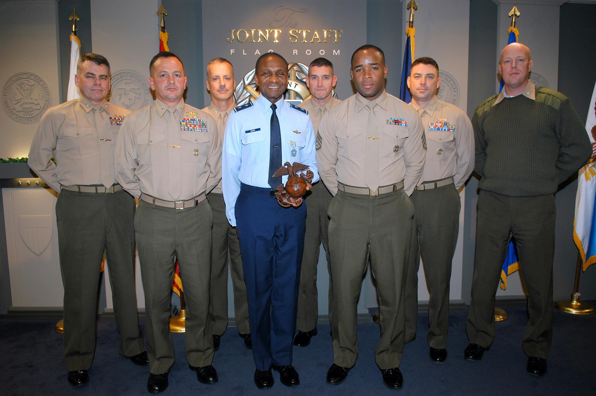 Afdw commander sends birthday greetings to marine corps air force photo details download hi res m4hsunfo