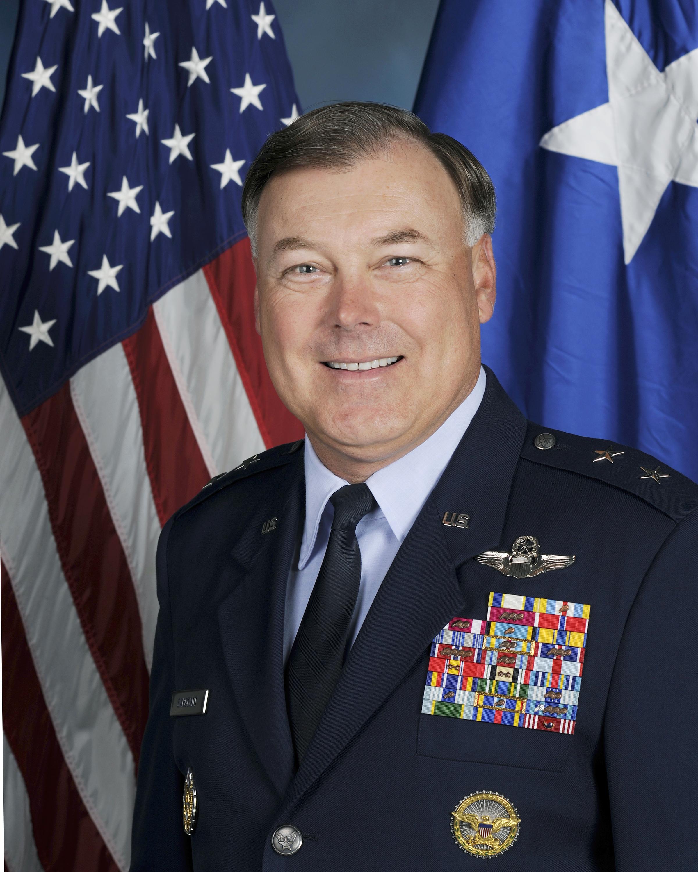Major General Stephen T Sargeant Gt U S Air Force